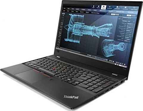 Lenovo ThinkPad P52 Laptop Computer 15.6 Inch FHD IPS Display 1920x1080, Intel HexaCore (6 cores) i7-8750H, 64GB RAM, 1TB SSD, NVIDIA P1000, Fingerprint, Backlit Keyboard, W10P