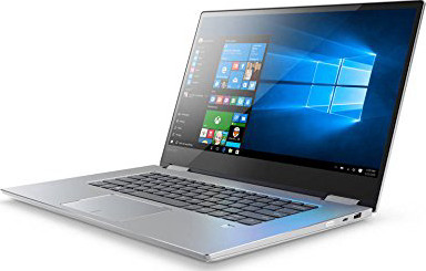 "Lenovo Yoga 720 2-in-1 15.6"" FHD IPS Touch-Screen Ultrabook, Quad Core Intel i7-7700HQ, 8GB DDR4 RAM, 256GB SSD, Thunderbolt, Fingerprint Reader, Backlit Keyboard, Built for Windows Ink-Win10"