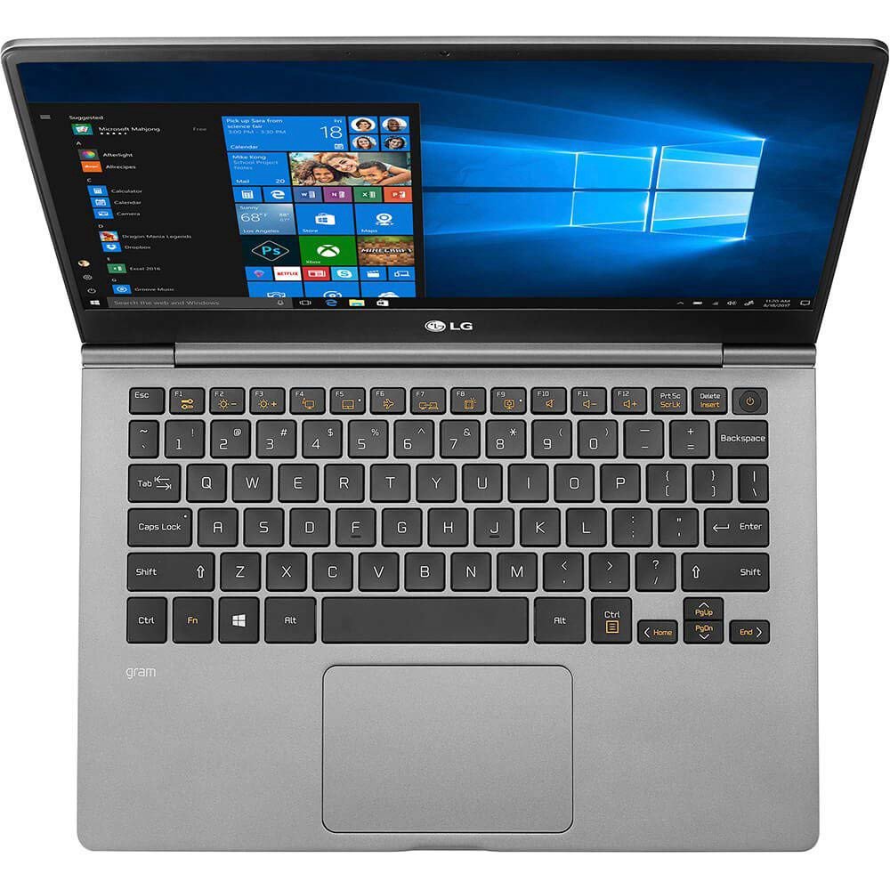LG 13Z980AAAS5 gram 13.3 i5, 8GB, 256GB SSD, Windows 10 Touchscreen Laptop 13Z980-A.AAS5U1