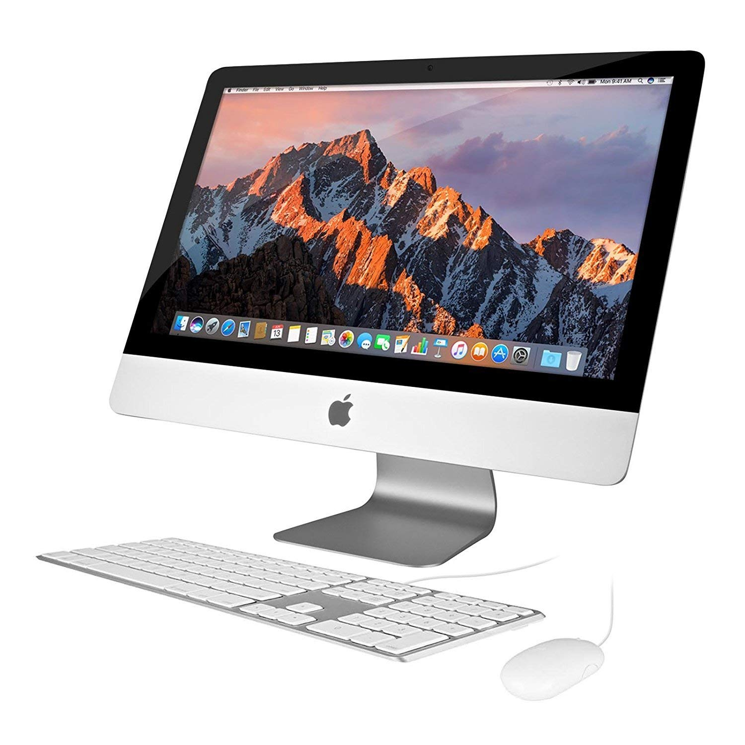Apple iMac ME087LL/A Intel Core i5 2.9GHz 8GB RAM 256GB SSD (Refurbished)
