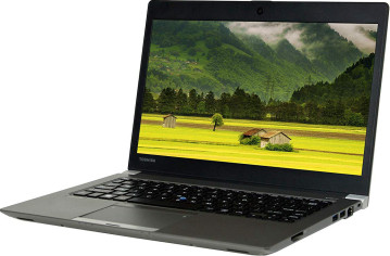 Toshiba Portege Z30-A 13.3in Laptop, Core i7-4600U 2.1GHz, 16GB RAM, 256GB Solid State Drive, Win10P64, CAM (Renewed)