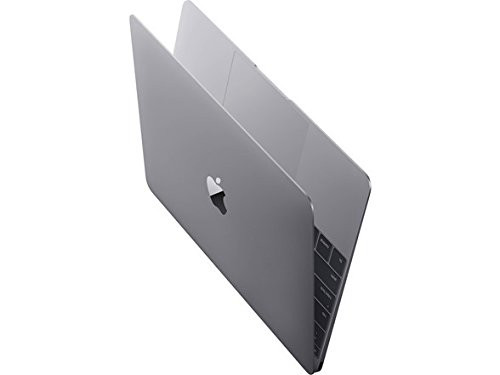"Apple MacBook (Mid 2017) 12"" Laptop, 226ppi, Intel Core M3-7Y32 Dual-Core, 256GB, 8GB DDR3, 802.11ac, Bluetooth, macOS 10.12.5 Sierra - Space Gray (Refurbished)"