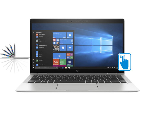 "HP EliteBook x360 1040 G5 (Intel 8th Gen i7-8550U Quad-Core, 16GB RAM, 512GB PCIe SSD, 14"" FHD"