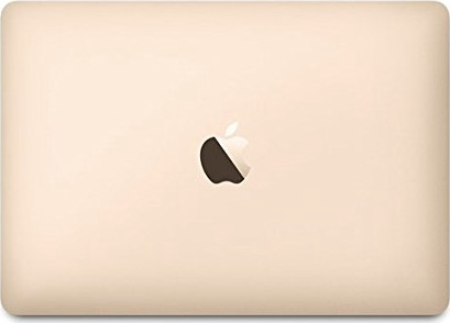 "Apple MacBook (2017) 12"" Laptop, Retina Display, Intel M3-7Y32 Dual-Core, 256GB PCI-E SSD, 8GB DDR3, 802.11ac, macOS 10.12, Gold (Renewed)"