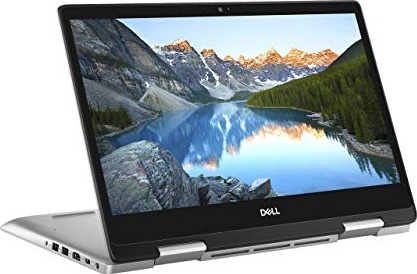 "Inspiron 14 5482 (2In1) Laptop, i5482-7179SLV, 8Th Gen Intel Core i7-8565U Proc(8MB Cache,up to 4.6 Ghz),14"" FHD(1920 X 1080)Ips,8GB DDR4 2666MHz Memory,512GB M.2 PCIe NVMe SSD,FP Reader,Backlit Keyboard"
