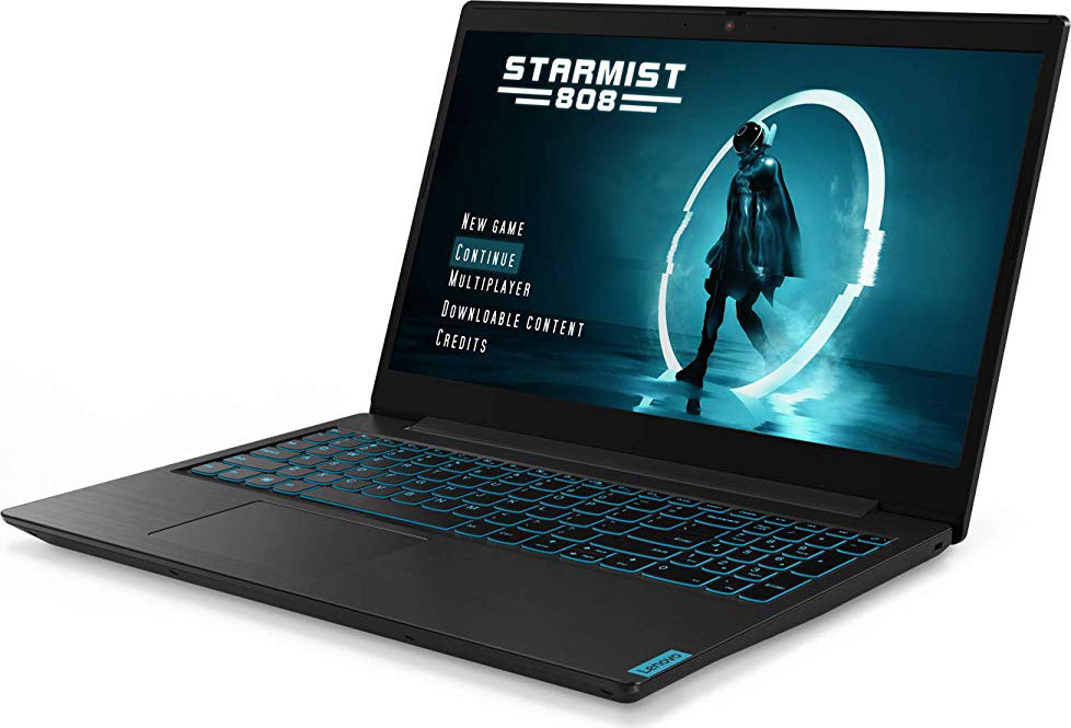 Lenovo IdeaPad L340 Gaming Laptop, 15.6-Inch FHD (1920 X 1080) IPS Display, Intel Core i7-9750H Processor, 8GB DDR4 RAM, 1TB HDD, 256GB NVMe SSD, NVIDIA GeForce GTX 1050, Windows 10, 81LK000EUS, Black