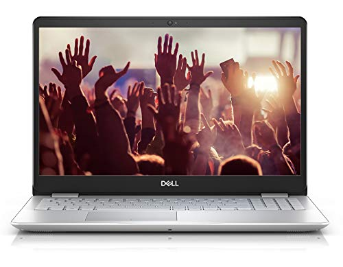 "Dell Inspiron 15 5584, 2019 15.6"" FHD Touchscreen Laptop, Intel 4-Core i5-8265U, 12GB RAM, 256GB PCIe SSD by 16GB Optane, 1TB HDD, Backlit KB Fingerprint Reader"