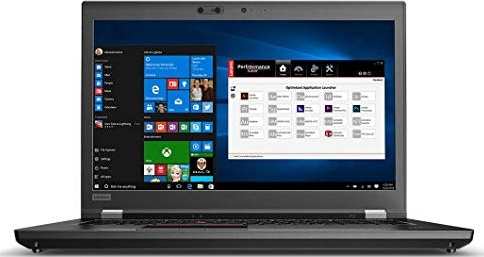 ThinkPad P73 Mobile Workstation with Intel Xeon E-2276M vPro up to 4.70GHz