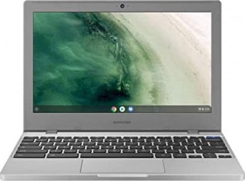"Samsung Chromebook 4 Chrome OS 11.6"" HD Intel Celeron Processor N4000 4GB RAM 64GB eMMC Gigabit Wi-Fi - XE310XBA-K02US"