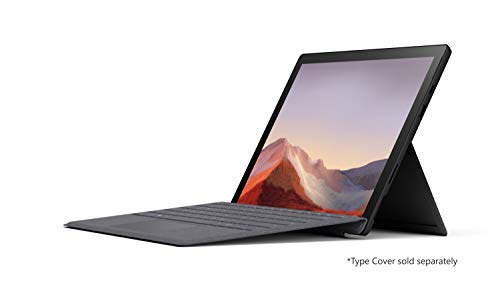 "Microsoft Surface Pro 7 - 12.3"" Touch-Screen - Intel Core i5 - 8GB Memory - 256GB Solid State Drive (Latest Model) - Matte Black"