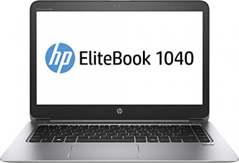 "HP EliteBook 1040 G3 14"" 2K QHD Touchscreen (2560x1440) Business Laptop (Intel Core i5-6300U, 8GB DDR4 RAM, 512GB PCIe M.2 SSD) HDMI, WiFi AC, Bluetooth, Type-C, Windows 10 Pro"