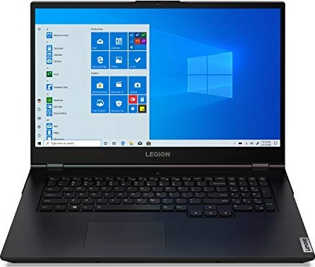 "Lenovo Legion 5i 17.3"" FHD Gaming Laptop Computer, 10th Gen Intel Hexa-Core i7-10750H up to 5.0GHz, 8GB DDR4 RAM, 512GB PCIe SSD, NVIDIA GeForce GTX 1650 Ti, Windows 10, BROAGE 64GB Flash Drive"