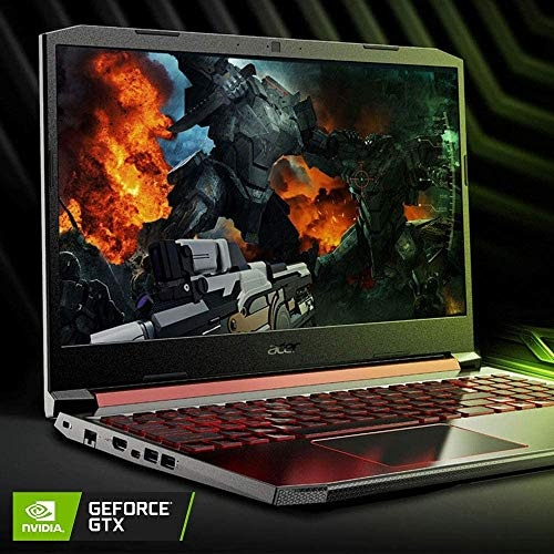 "2020 Flagship Acer Nitro 5 15.6"" Full HD IPS 9th Gen Intel 4-Core i5-9300H, 32GB DDR4 1TB NVMe SSD, NVIDIA GTX 1650 WiFi6 + Marxsol Accessories"