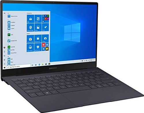 "Samsung Galaxy Book S (WiFi) - 13.3"" FHD Touchscreen Laptop Computer, Intel 5-Core i5-L16G7, 8GB DDR4, 256GB Storage, Backlit Keyboard, Fingerprint Reader, Mercury Gray, Windows 10, iPuzzle Type-C HUB"