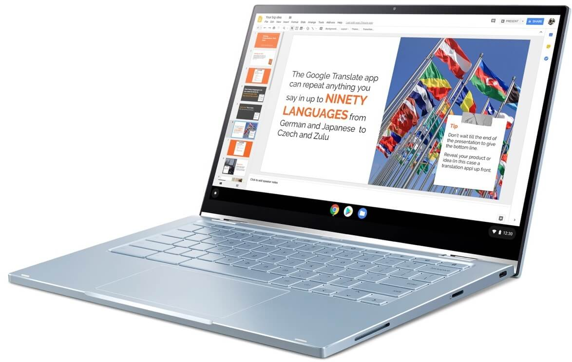 Chromebook Flip (C433) photo 5