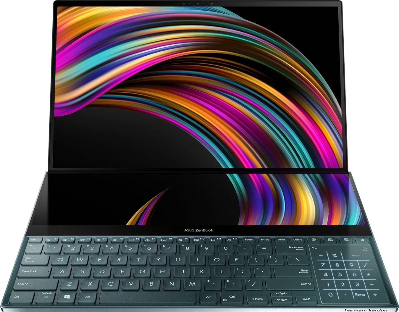 ZenBook Pro Duo (UX581GV) photo 1