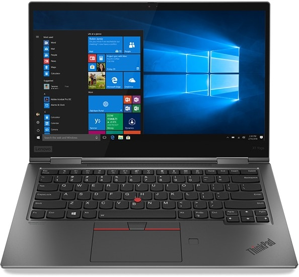ThinkPad (X1 Yoga Gen 4) photo 4